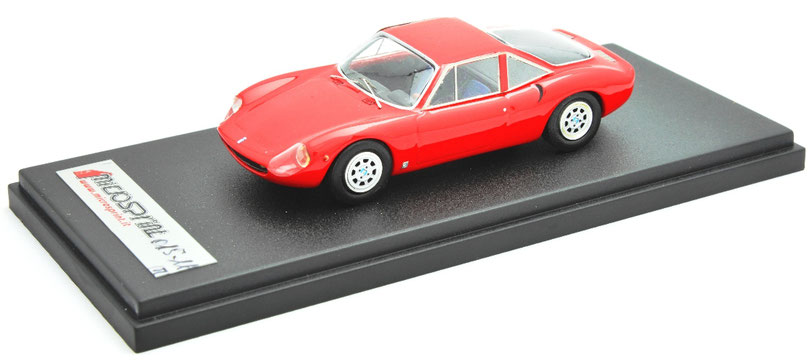 1/43 De Tomaso Vallelunga / デ・トマソ・ヴァレルンガ 1964~68年