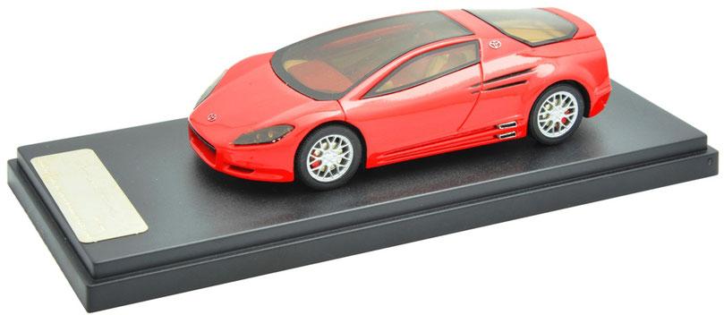 1/43 Italdesign Toyota Alessandro Volta / イタルデザイン・トヨタ・アレッサンドロ・ボルタ 2004年