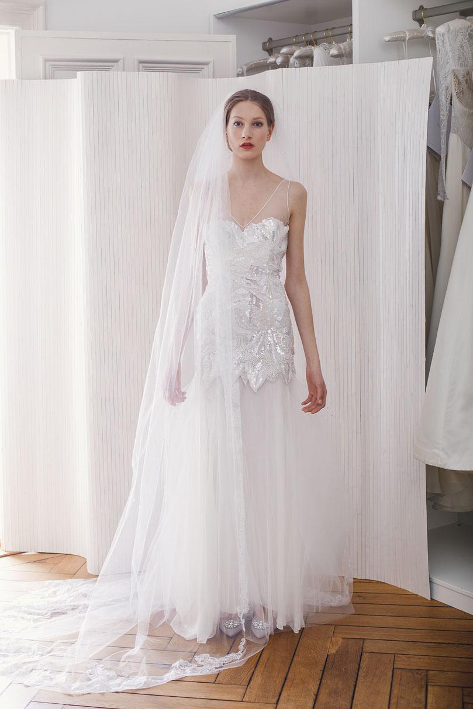 Naeem Khan Couture Kleid, sale von 10750€ auf 4000€