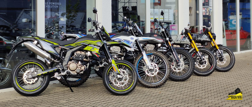 Motorrad-Center Dreispitz, F.B Mondial