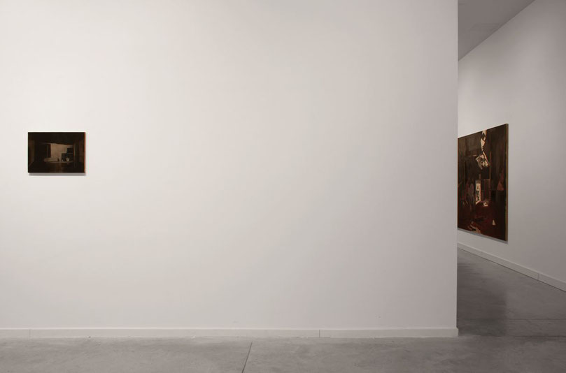 El Gran Estudio. Exhibition view at Centro de Arte de Alcobendas. Madrid, 2016