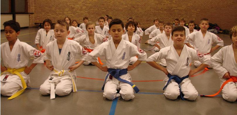 Hikari kids Bergen op Zoom