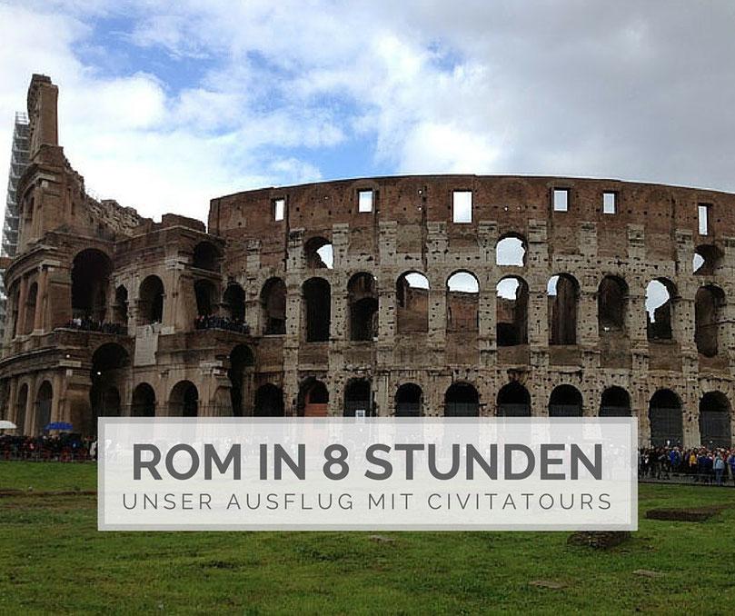 Ausflug Rom auf eigene Faust