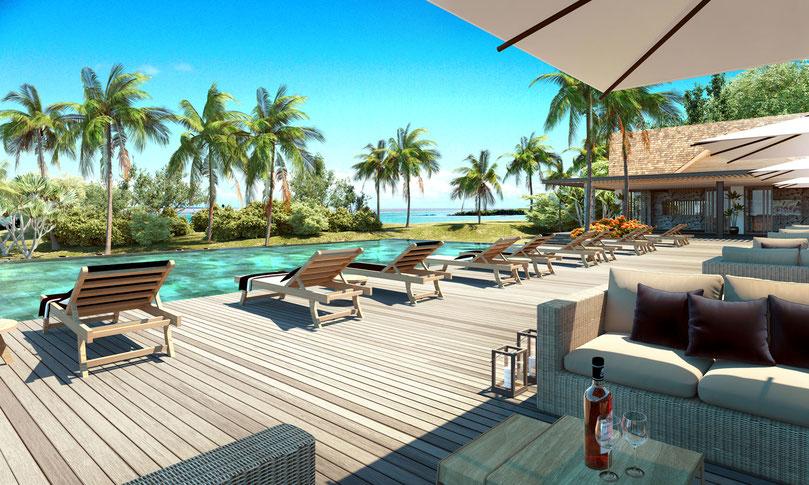 nouvelle résidence PDS SAINT ANTOINE votre résidence haut de gamme à l'île Maurice
