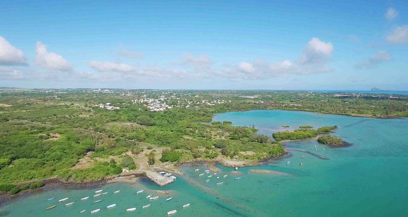 SAINT ANTOINE PDS achat immobilier au NORD EST de l'île Maurice