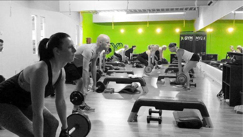 Track 2 — музыка для тренировок и фитнеса.