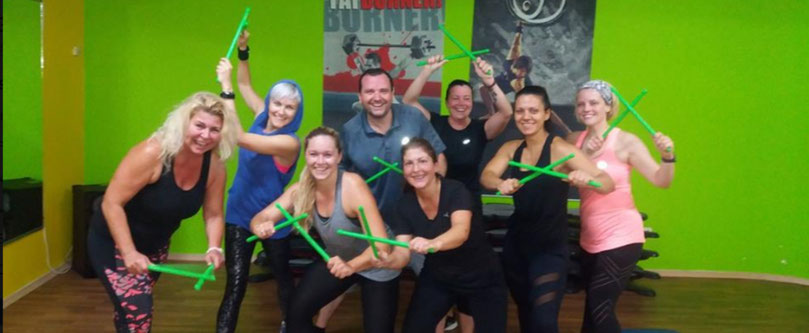 trendsportart pound fitness in fürth