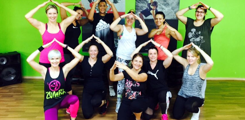 Zumba und strong by zumba in fürth