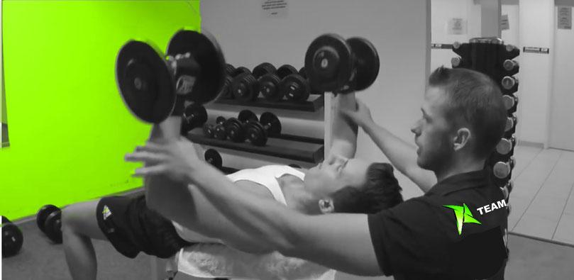 Betreuung im fitnessstudio nürnberg fürth erlangen