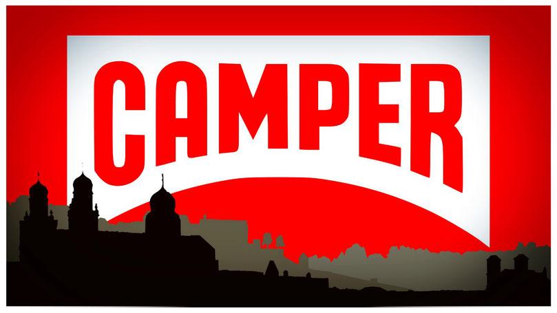 Camper Schuhe Passau