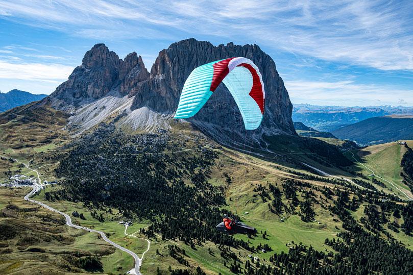 Gleitschirmfliegen (Foto Austriafly)