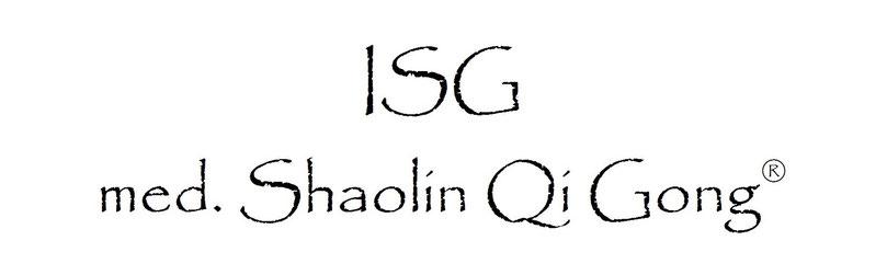 ISG med. Schaolin Qi Gong