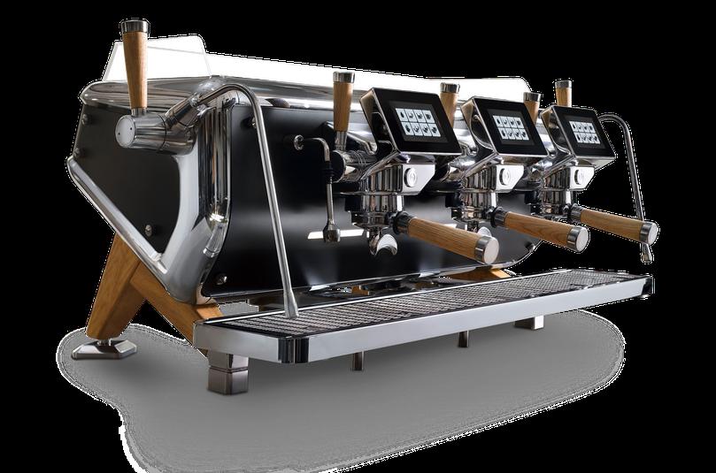 Astoria Storm / Gastro Espresso Siebträgermaschine mit Dual- Multiboilersystem