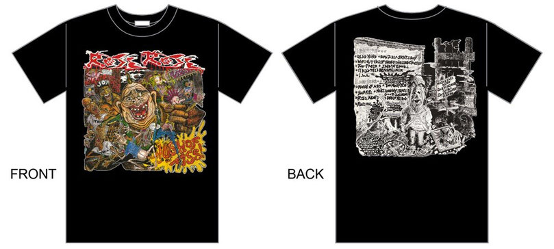 MOSH OF ASS t-shirt 画像をクリック!