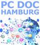 PC-Doc Hamburg.de Branding