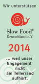 maître-mobil Catering ist nun offiziell Slow Food Unterstützer