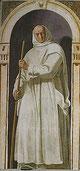 Kartäusermönch Odo von Novara, Fresco 1629