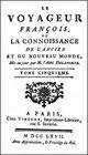 Joseph de La Porte (1714-1779) : Le Voyageur français, ou la connaissance de l'ancien et du nouveau monde. Lettres LV à LXVI. La Chine. Formose. Vincent, Paris, 1767. Tome V.