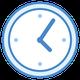 Uhr, Zeit, sparsam