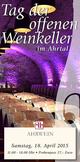 Tag der offenen Weinkeller an der Ahr