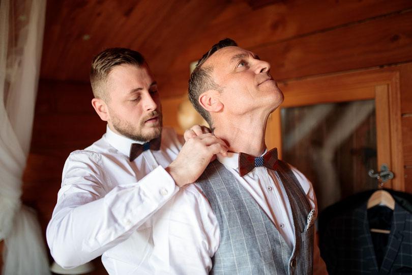 photographe mariage montpellier préparatif du marié