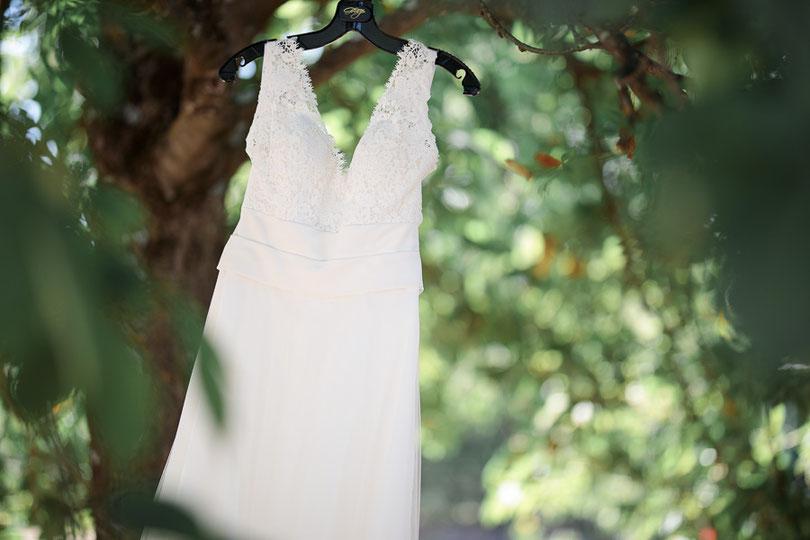 photographe mariage montpellier nimes hérault gard robe de mariée