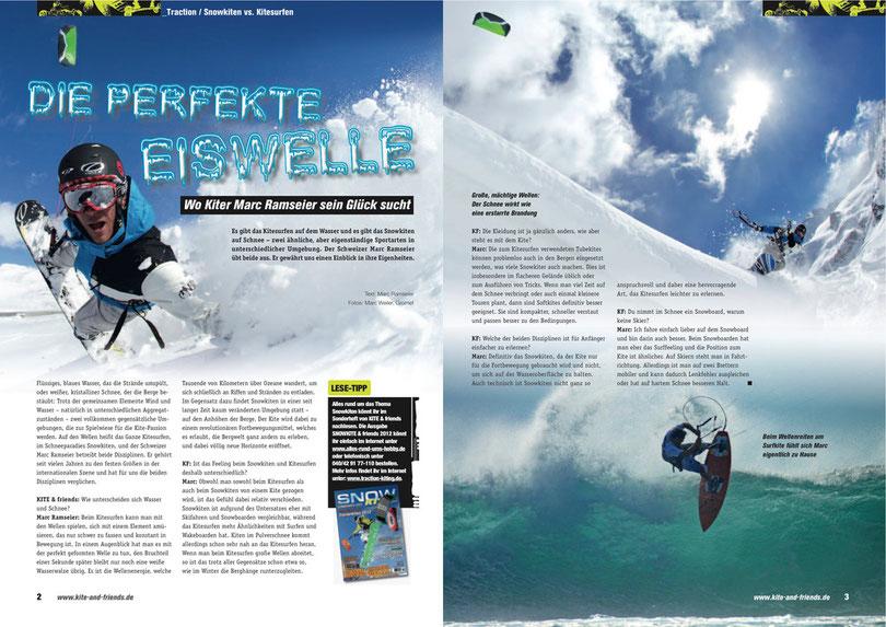 Kite and FRiends Marc Ramseier Ozone