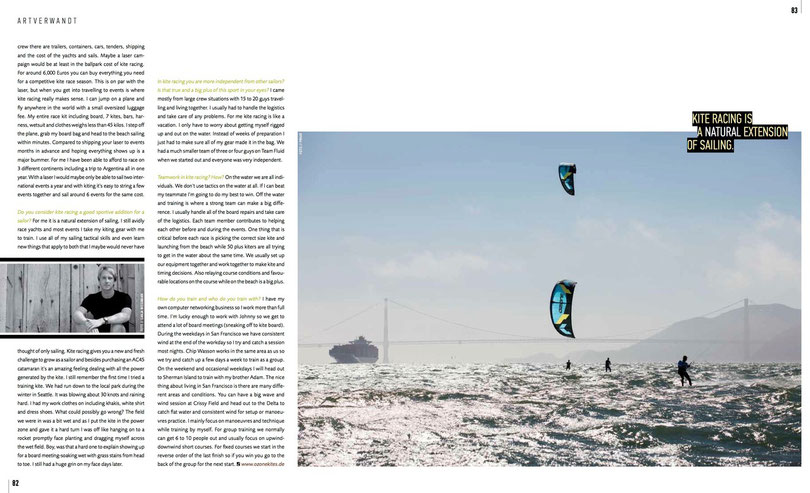 Sailing Journal #54 Andrew Koch Text
