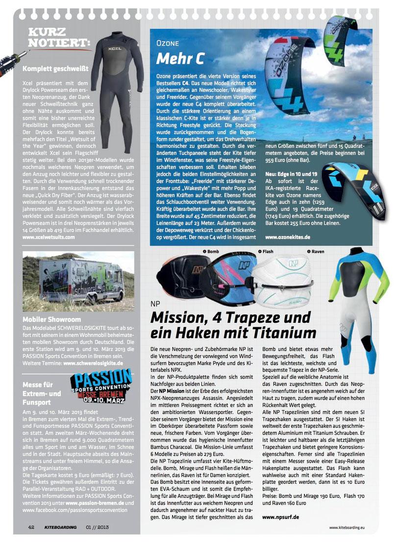 Kiteboarding #95