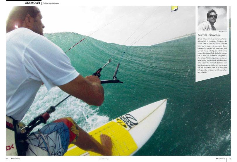Kiteboarding.de Marc Ramseier