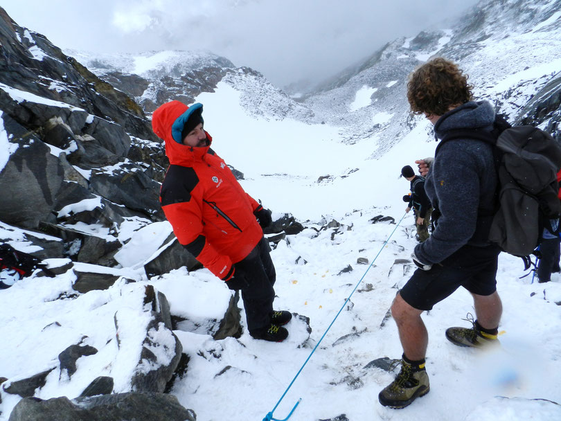 Steinbockmarsch Alpinmedizin Bergrettung Ginzling Regionalsport Taktische Tirol Österreich Interessen Gemeinschaft Notfallmedizin Innsbruck Markus Isser UNI Pharmakologie IGNI