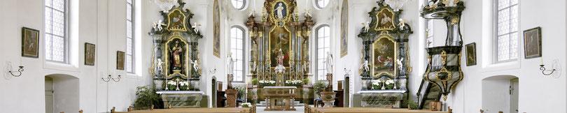 Gottesdienste und Feiern