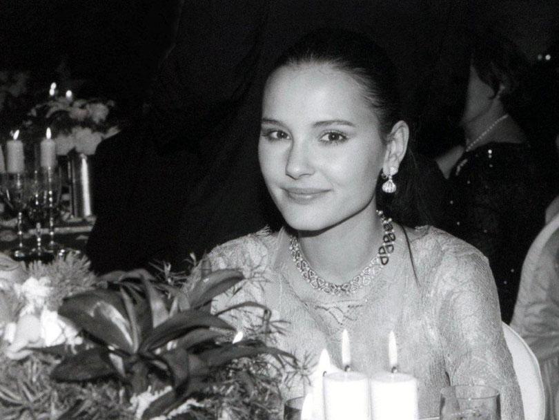 Virginie LEDOYEN - Festival de Cannes 2000 © Anik COUBLE