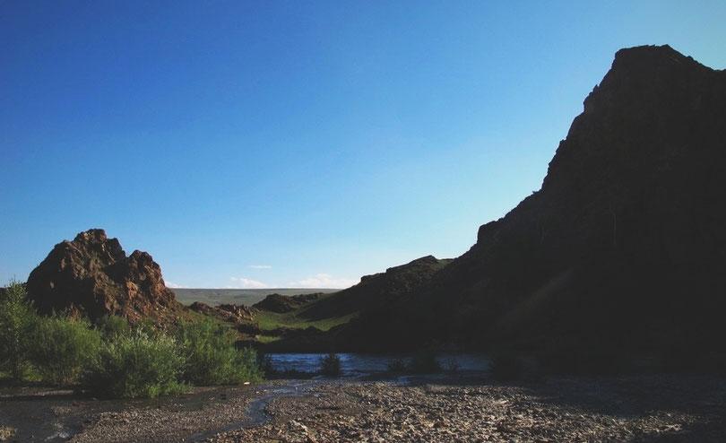 bigousteppes russie republique altai montagnes