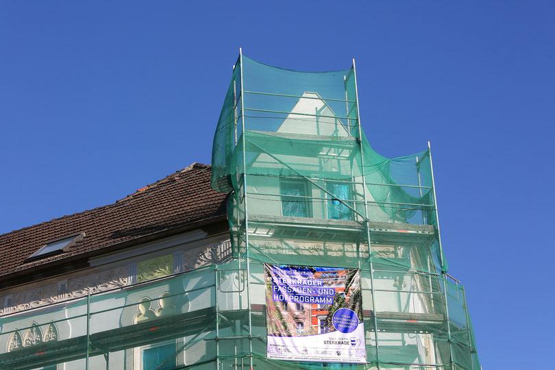 Fassaden- und Hofprogramm Sterkrade