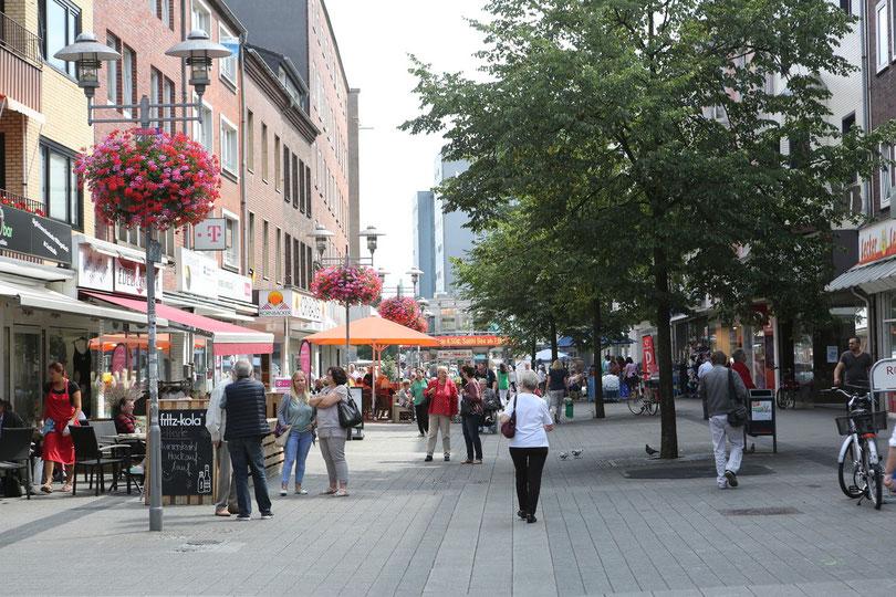Stadtteilbüro Sterkrade Leerstandsmanagement