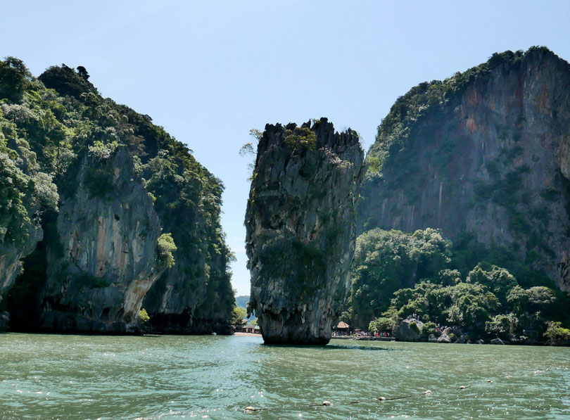 James Bond Island und James Bond Felsen
