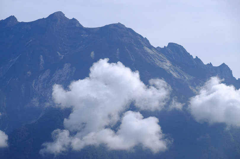 Mount Kinabalu, 4000m