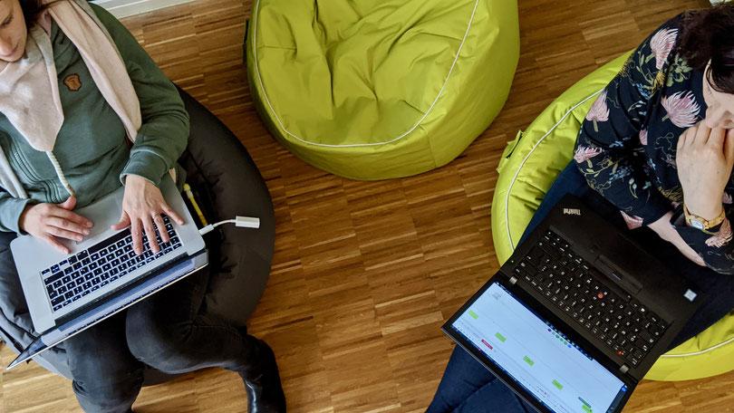 remote Workshops Ergebnisse zusammenführen | Unterschied & Macher