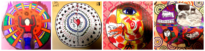 Mandalas The Art Of Emotional Healing By Shelley Klammer