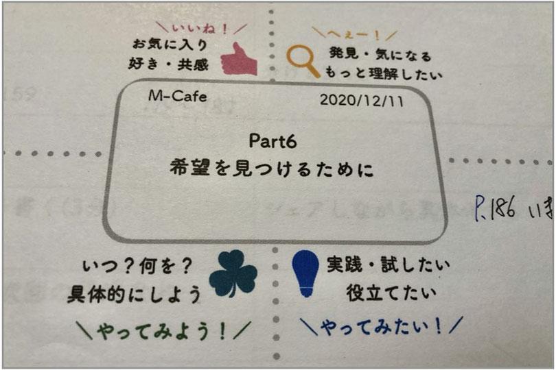 構成的読書会M-cafe Part5開催報告
