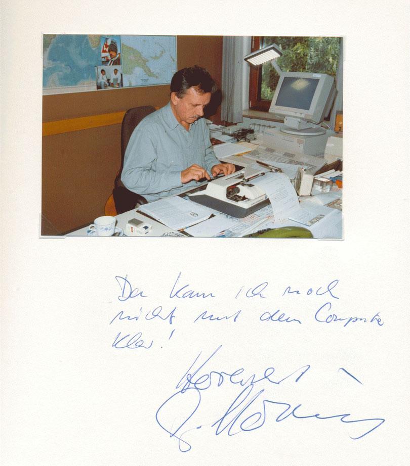 Nr. 39  Gunter Hartung, Fernsehredakteur und-moderator