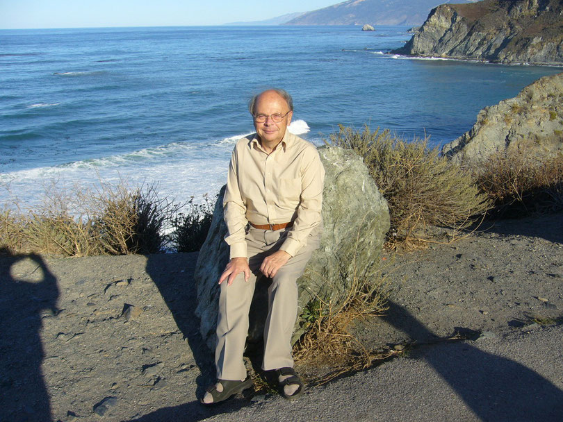 Am Pazifik zwischen Los Angeles und San Francisco