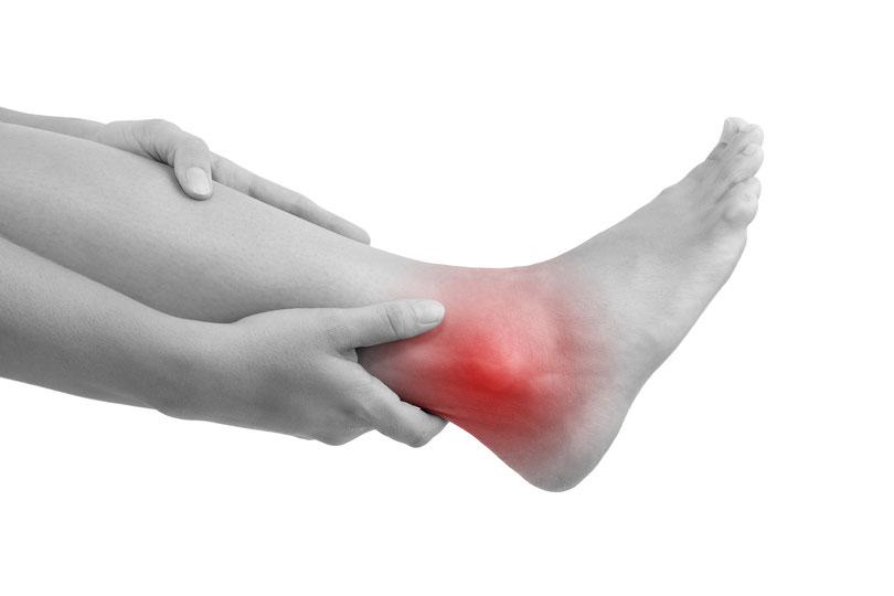 腓骨筋腱炎(外くるぶし後ろの痛み)