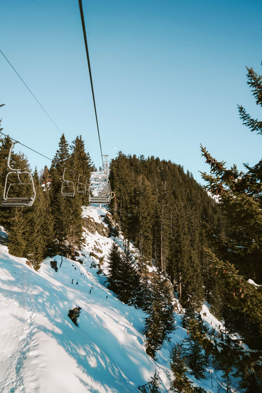 Skilift Rodeln