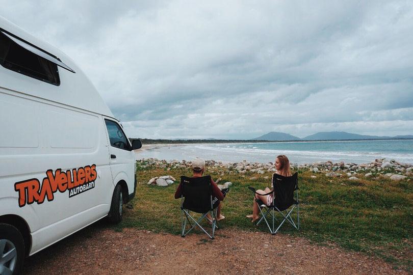 Australien Roadtrip, mit dem Van durch Australien