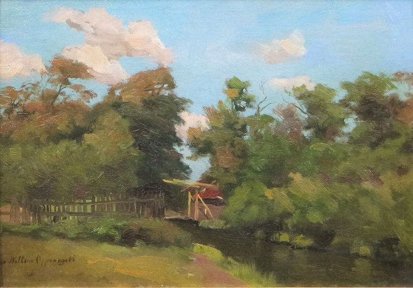 te_koop_aangeboden_een_schilderij_van_de_kunstschilder_willem_oppenoorth_1847-1905_haagse_school