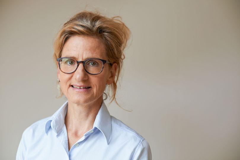 Portait von Traute Bickel, Psychotherapie und Körpertherapie Hamburg