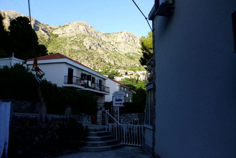 Andrijas Pension Villa Tupina.