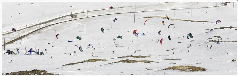 Ozone Snowkite Masters 2014